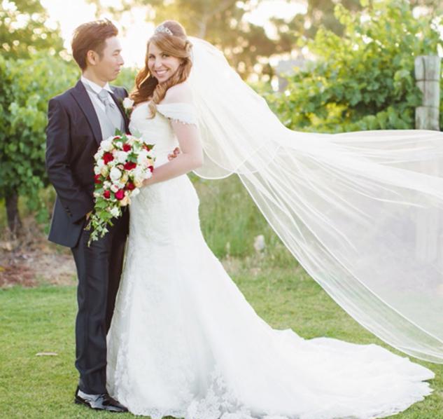 MEGWIN 結婚