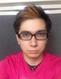 PDRさん 髪型