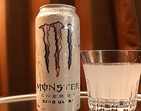 モンスターウルトラ(白) 味