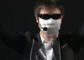 セピア(実況) 顔