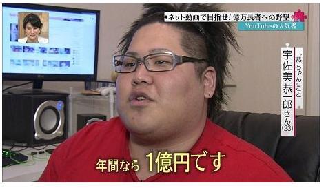 恭ちゃん 収入