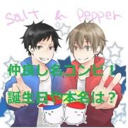 塩と胡椒(実況)