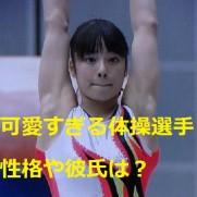 永井美津穂(体操)
