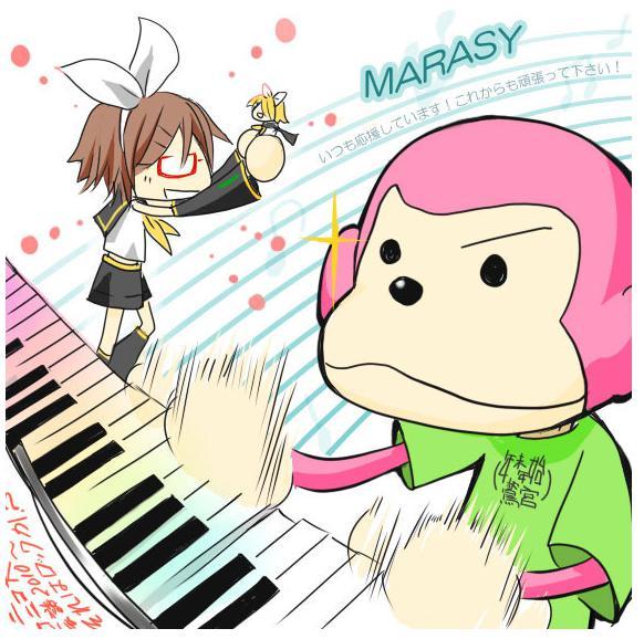 まらしぃ(ピアノ) プロフィール