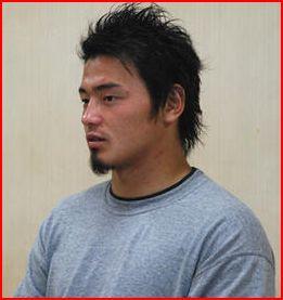 五郎丸歩 髪型