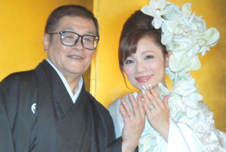 三代純歌 結婚