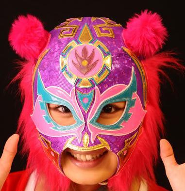 紫雷イオ マスク