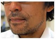 髭 デザイン