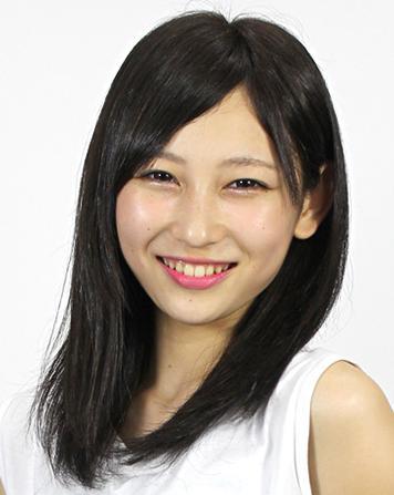 志田愛佳 モデル