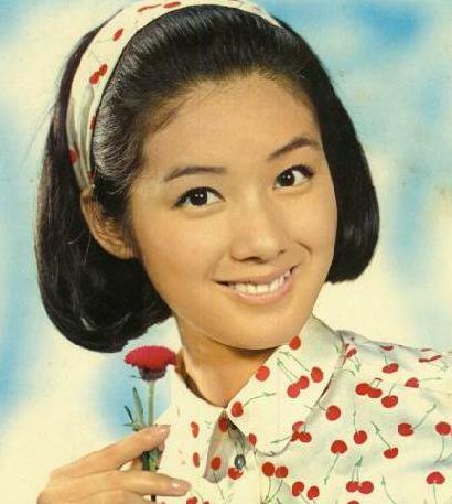 酒井和歌子 若い頃