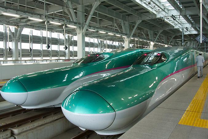 北海道新幹線 楽しみ方