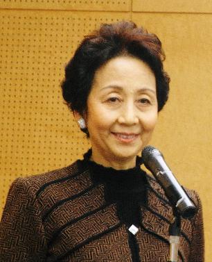 細川護熙 妻
