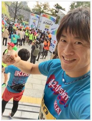 大阪マラソン2016 小渕
