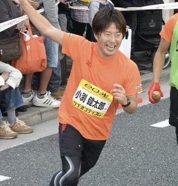 大阪マラソン2016 ゼッケン