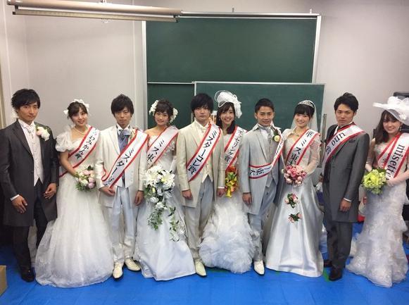 ミス東大2016 グランプリ 優勝