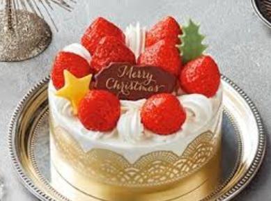 クリスマスケーキセブンイレブン プリンセス