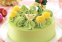 クリスマスケーキ ファミマ辻利