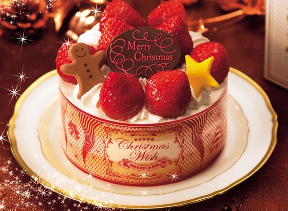 コンビニクリスマスケーキ セブンイレブンイチゴ