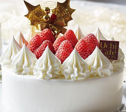 コンビニクリスマスケーキ ローソンイチゴ