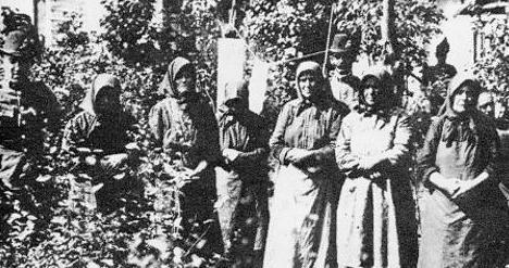 ナジレブ村事件ユリウシュ・ファゼカシュ 夫・子供