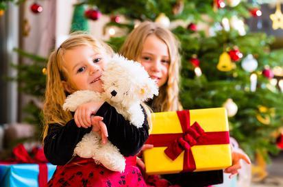 クリスマスプレゼント子供渡し方 いつ