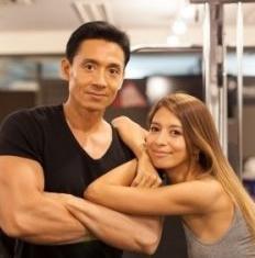 高田一也(吉川ひなの兄) 筋肉