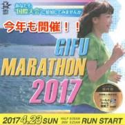 ぎふ清流ハーフマラソン2017