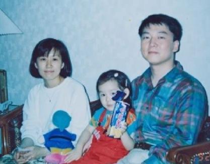 安哲秀アン・チョルス 妻