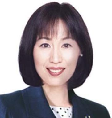 都議選2017美人候補者 山加朱美