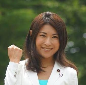 都議選2017美人候補者 森愛
