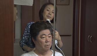 木田俊之(車椅子演歌歌手) 妻