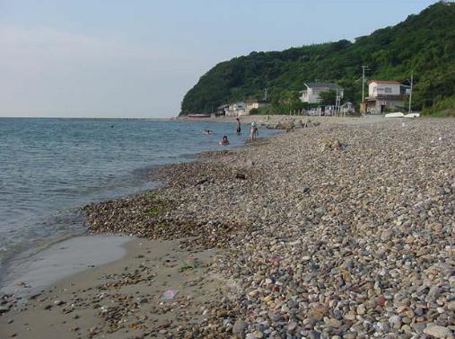 関西の海水浴場 淡路島五色浜