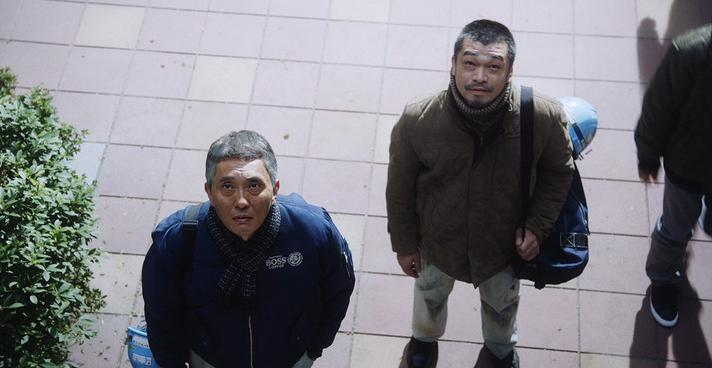 ボスジャン新CM(プライドオブボス) 後輩男性