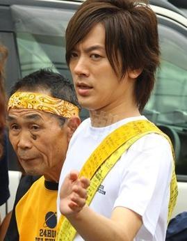 坂本雄次 24時間テレビマラソンランナー