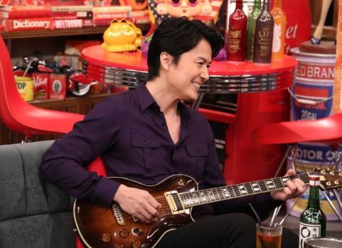 福山雅治 ギターメーカー