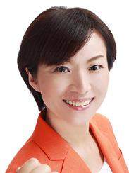 希望の党美人候補者 うえまつ恵美子