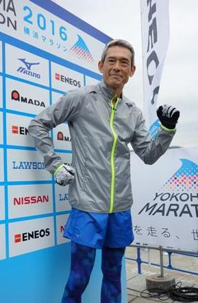 横浜マラソン2017 結果速報