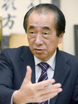 立憲民主党候補者 菅直人