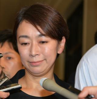 衆院選2017スキャンダル議員候補者 山尾志桜里