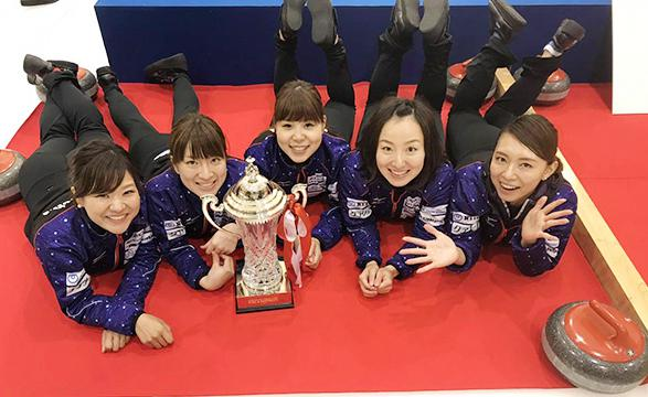 平昌オリンピックカーリング女子 結果速報