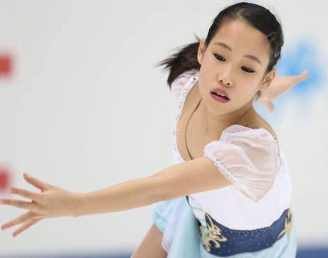 スケートフランス2017 三原舞依