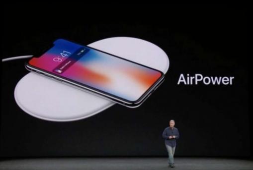 iPhoneX(10)操作方法 充電表示