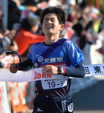 箱根駅伝2018注目選手 濱登