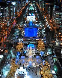 札幌雪まつり 会場