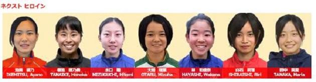 大阪国際女子マラソン2018出場選手 ネクストヒロイン