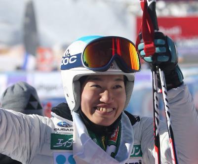 平昌オリンピックアルペンスキー日本代表選手 安藤