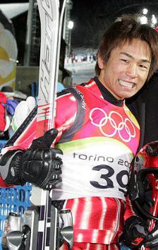 平昌オリンピックアルペンスキー日本代表選手 湯浅