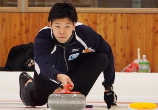 平昌オリンピックカーリング男子代表 平田