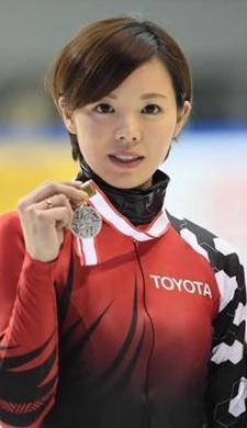 平昌オリンピックショートトラック日本代表選手 伊藤