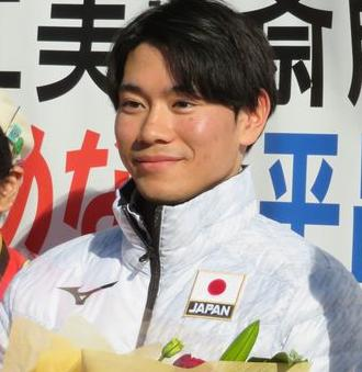 平昌オリンピックショートトラック日本代表選手 斎藤